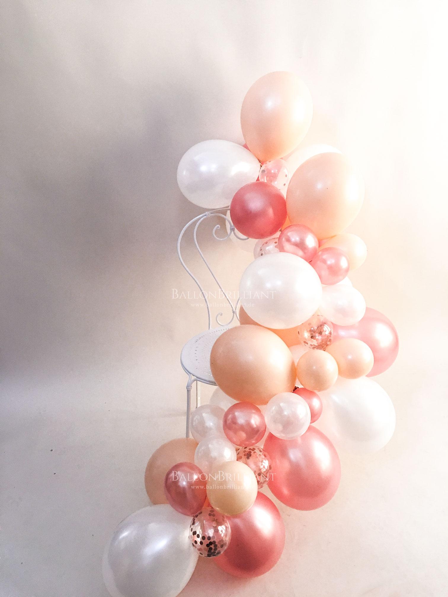 BallonBrilliant Girlande Ballongirlande