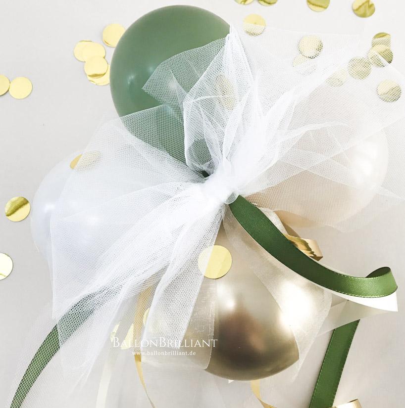 Grün / Gold (Nr. 17)